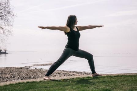 Sommer Yoga